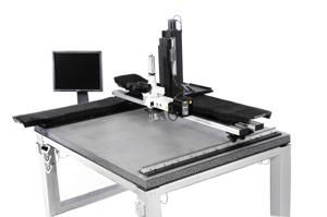 VisionGauge Cartesian Measurement and Inspection Systems - Full-Gantry, High-Power