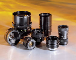 Low Magnification CCTV Video Lenses