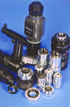 Wide Selection of lenses