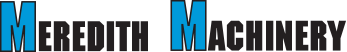Meredith Machinery logo
