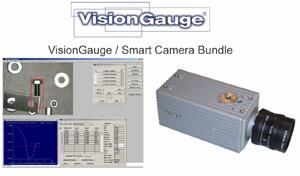 VisionGauge Smart Camera - all-in-one solutions for both imaging and machine vision applications