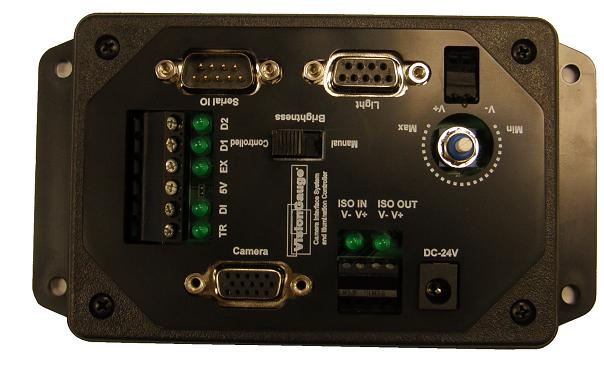 VISIONx Smart Camera Module System and Illumination Controller