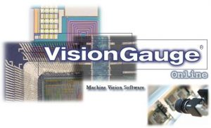 VisionGauge OnLine Machine Vision Software