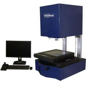 The 400 Series VisionGauge Digital Optical Comparator with manual stage motion