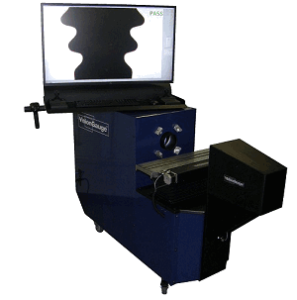 500 Series Horizontal Digital Optical Comparator