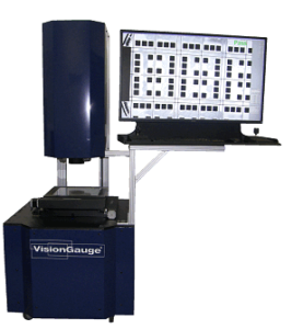 500 Series Vertical Digital Optical Comparator