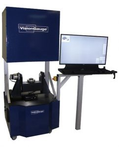 700-series Digital Optical Comparator - 5-axis inspection and measurement system