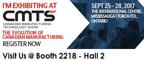 Canadian Manufacturing and Technology Show 2017