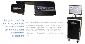 VisionGauge StandAlone Inspection and Measurement Systems