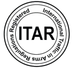 VISIONx, Inc is ITAR registered.
