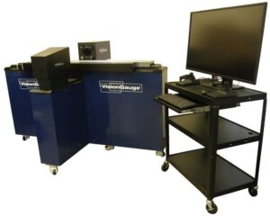 Super-extended Travel 500 Series Digital Optical Comparator