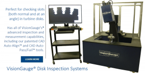 VisionGauge Disk Inspection Systems