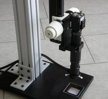Long Travel Field-of-View Measurement Systems